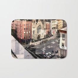 East Village NYC (2nd Ave.) Bath Mat