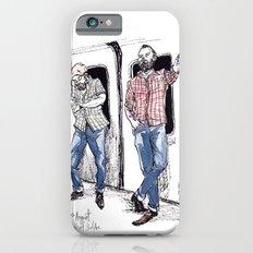 Urban Lumberjacks by Kat Mills iPhone 6s Slim Case