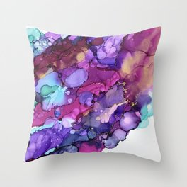 M A Y Throw Pillow