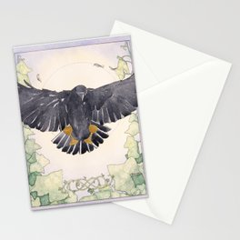 Two of Cups Tarot Stationery Cards