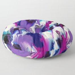 Purple Haze Floor Pillow