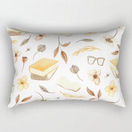WE READ TO KNOW Rectangular Pillow