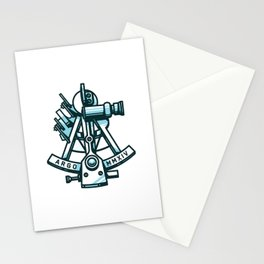 Argonaut Sextant Stationery Cards