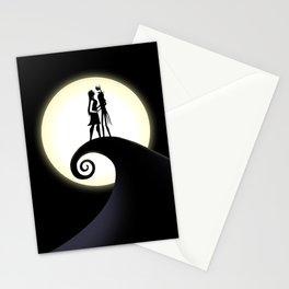 Jack Skellington & Sally Stationery Cards