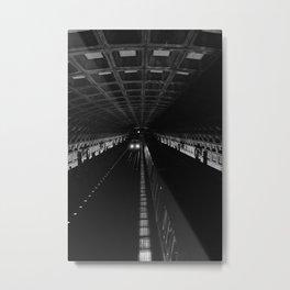 DC Metro VI Metal Print