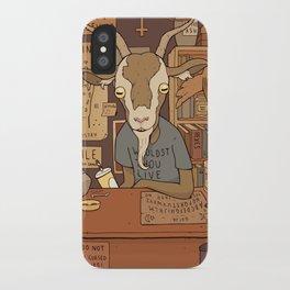 Phil's Curiosity Shop iPhone Case