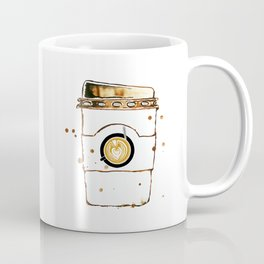 Java Coffee Latte Coffee Mug