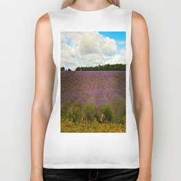 Cotswold Lavender Biker Tank