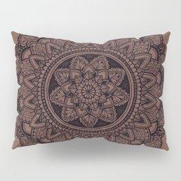 Mandala on Masonite I Pillow Sham