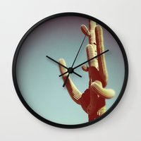 iron giant Wall Clocks featuring Giant by sabrinawilson921