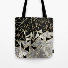 Marble Ab Tote Bag