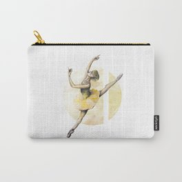 Aquarelle Ballerina 05 Carry-All Pouch
