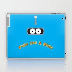 FUN ON A BUN Laptop & iPad Skin