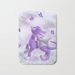 Little Dragon Bath Mat