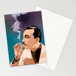 Django Reinhardt Stationery Cards