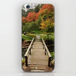 Bridge to Happiness, Autumn iPhone Skin