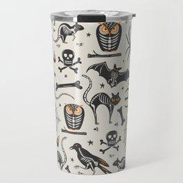 Halloween X-Ray Travel Mug