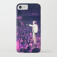 concert iPhone & iPod Cases featuring Concert Photo by M. W.
