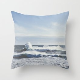 Ocean Mystic Throw Pillow