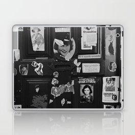 porto clippings Laptop & iPad Skin