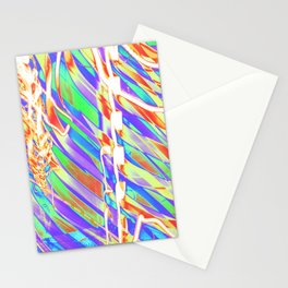 Light Dance Carnival Ribs edit 2 Stationery Cards