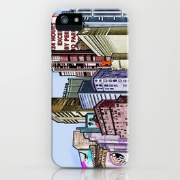 BUILDING SERIES 2 iPhone Case
