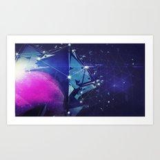 Space II Art Print