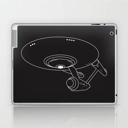 Starship Enterprise Laptop & iPad Skin
