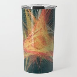 Big Bang Chaos Travel Mug