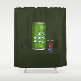 7-up! Shower Curtain