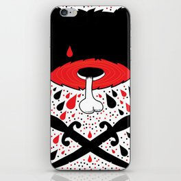 SALVAJEANIMAL headless iPhone Skin