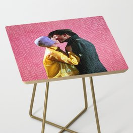 Singin' in the Rain - Pink Side Table