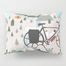 La Carretera Austral Pillow Sham