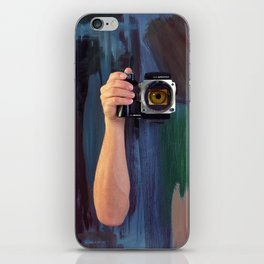 Les Yeux  iPhone Skin