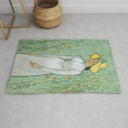 Vincent van Gogh - Portrait Rug