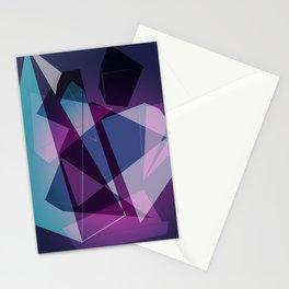 Shape Color Stationery Cards
