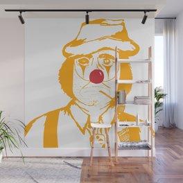 Clown Wall Mural