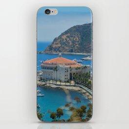 Catalina Island Casino iPhone Skin