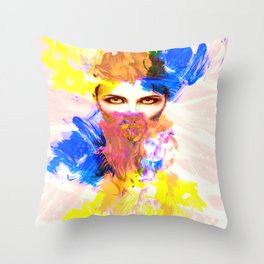 Even, if You Knew Throw Pillow