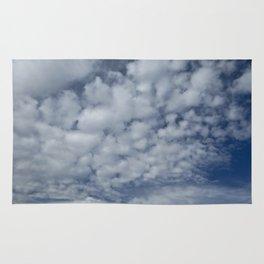 Summer sky Rug