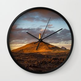 Lighthouse (RR 291) Wall Clock
