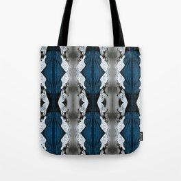 hillside mountain Tote Bag
