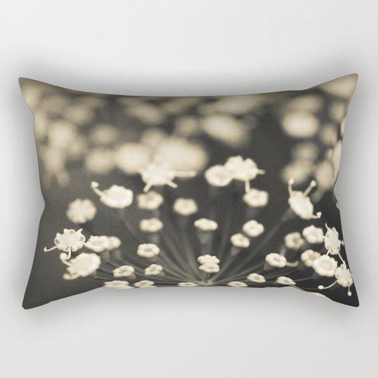 Summer Lace Rectangular Pillow