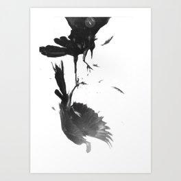 scortch Art Print