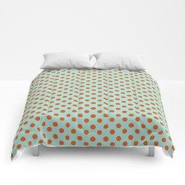 Polka Dot Frenzy Comforters