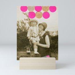 Confetti Series 0007 Mini Art Print