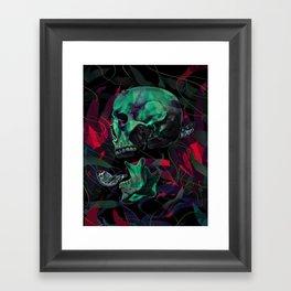 Existence Framed Art Print