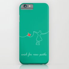 wish for new paths iPhone 6s Slim Case