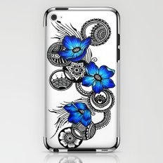 Meconopsis grandis iPhone & iPod Skin