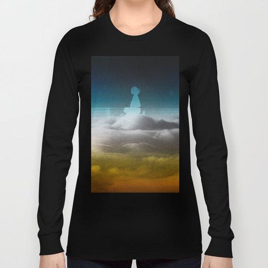 Ghost Cloud Rider Long Sleeve T-shirt